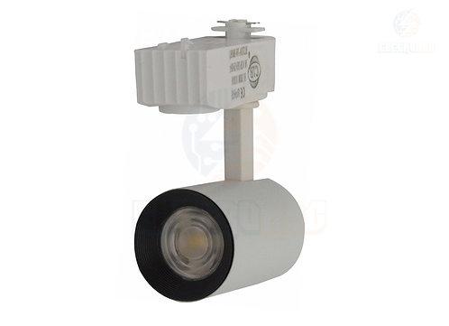 Luminária Spot LED para trilho BR 3500K 7W