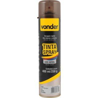 TINTA SPRAY GRAFITE         400ML VONDER