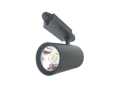 Luminária Spot LED para trilho PT 6500K 24W