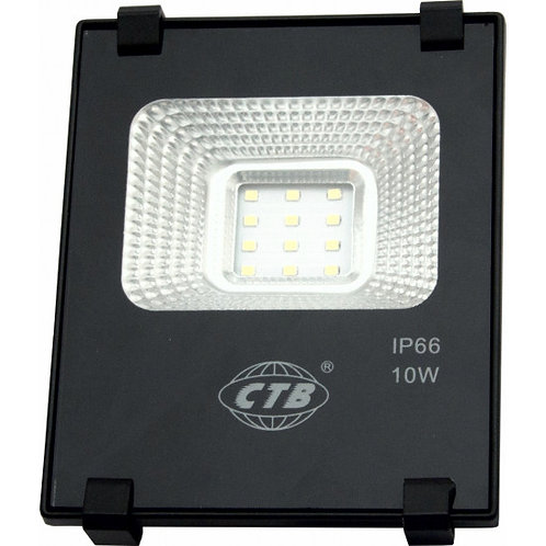 Refletor LED Slim SMDMICROLED 10W BQ Tipo E