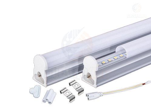 Lâmpada LED T5 com calha 60 cm 9W BF Leitoso