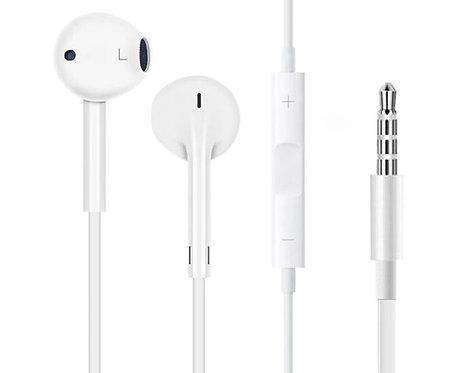 Fone de ouvido tipo Iphone