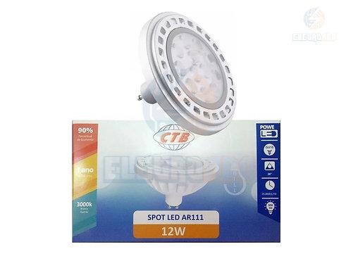 Lampada LED AR111 BQ 3000K