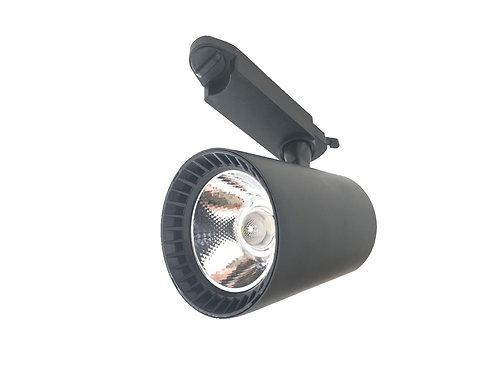 Luminária Spot LED para trilho PT 6500K 18W