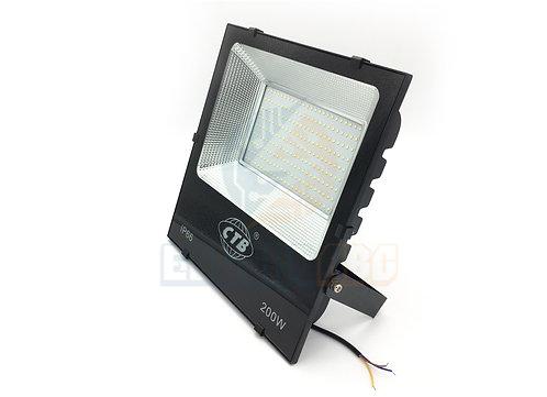 Refletor LED Slim SMDMICROLED 200W BF Tipo E