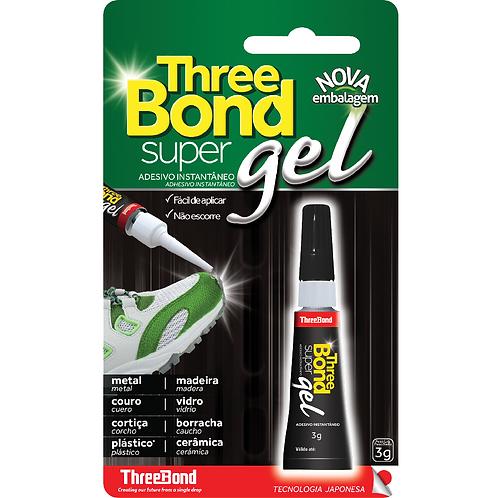 ADESIVO INSTANTANEO THREE BOND SUPER GEL 3G