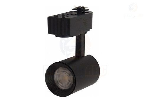 Luminária Spot LED para trilho PT 6500K 7W