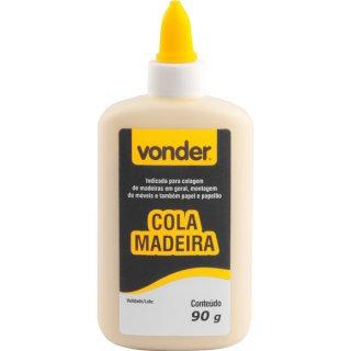 COLA MADEIRA 90G VONDER