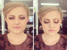 Perfectly applied makeup