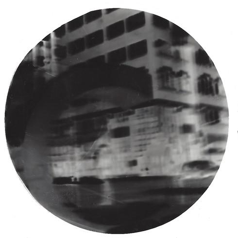Pinhole durational - negative