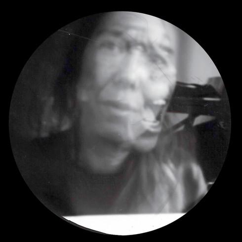 Pinhole Selfie #2 - digital