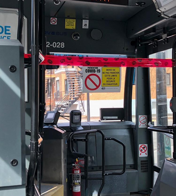 My last bus ride, March 18th