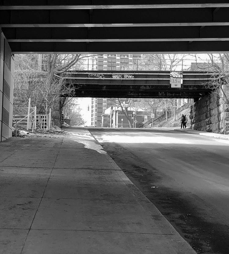 Green Ave., March 17th