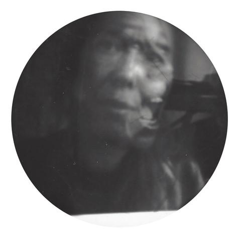 Pinhole Selfie #2 - positive