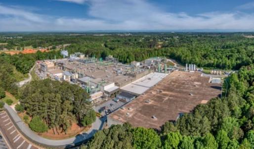 BASF expands Seneca site