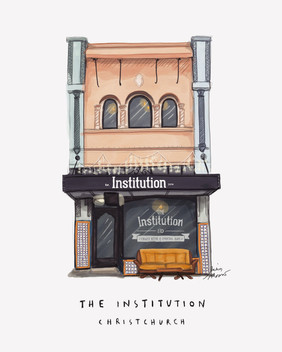 the institution