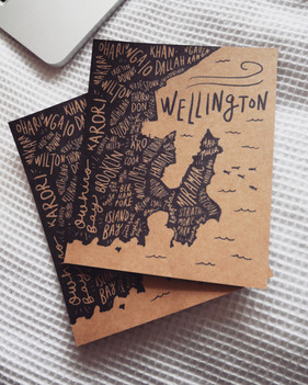 Welly Maps