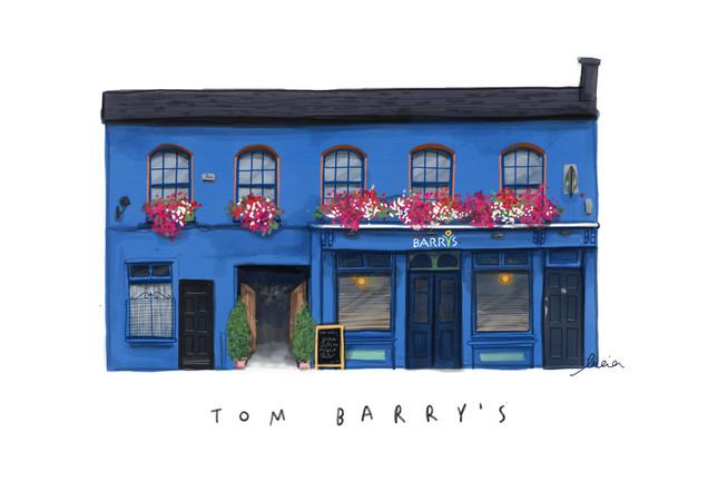 TOM BARRYS