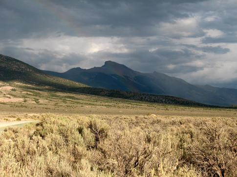 Wheeler Peak, Great Basin National Park, Nevada