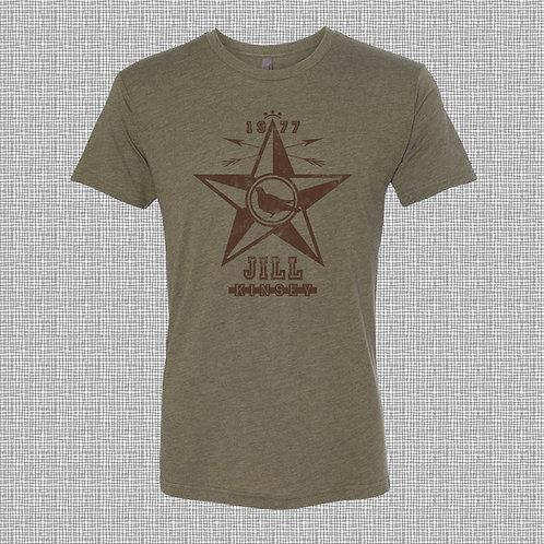 '1977 Star' Tee Shirt
