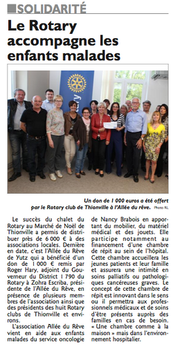 Rotary secteur Thionville