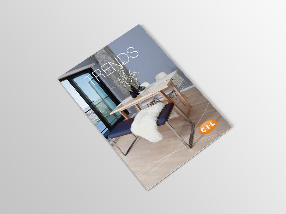 A4 Magazine Mockup - CILTrends_Cover