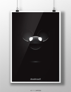 Deadmau5poster_mockup