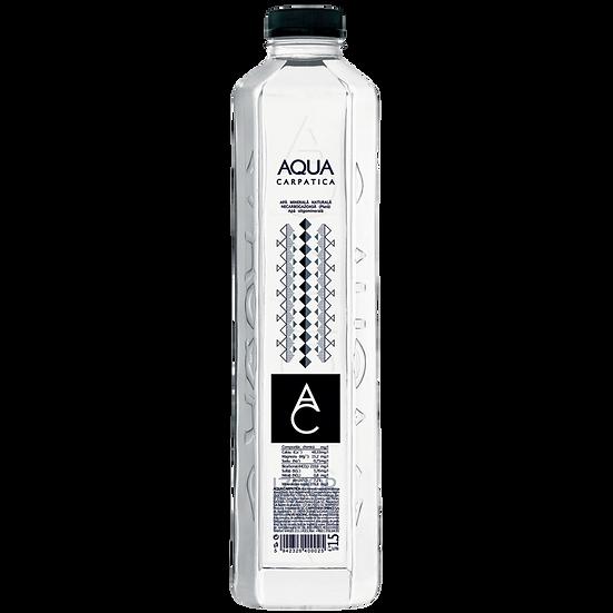 Aqua carpatica 1,5l plata
