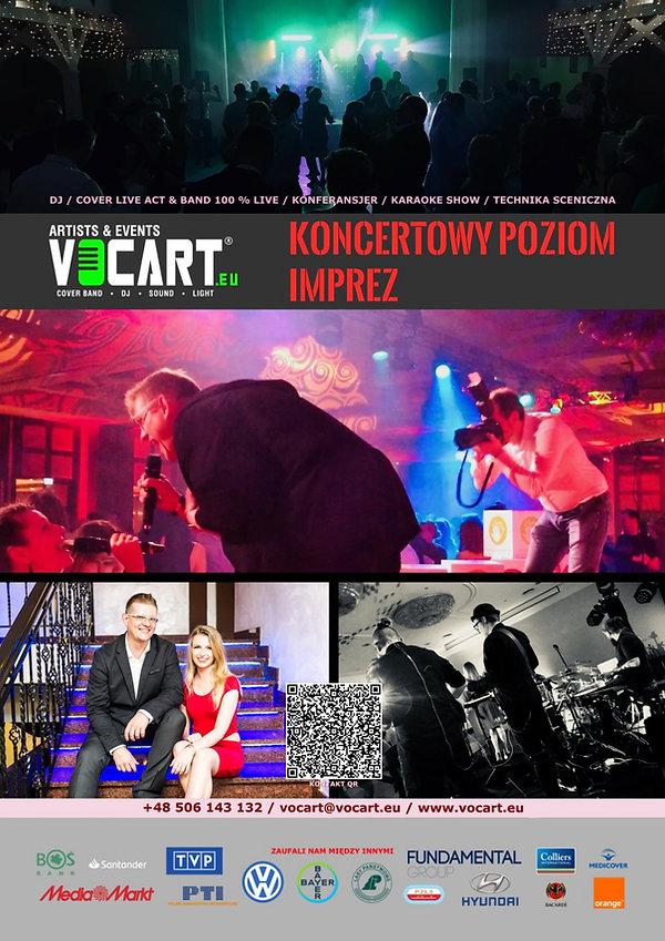 VOCART - Wysoki Poziom Imprez - Prezenta