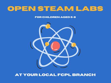 Open S.T.E.A.M Labs