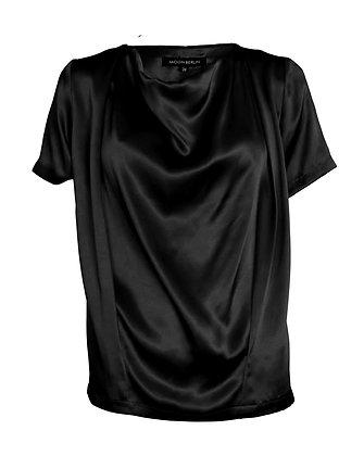Silkblouse Sleeve Black