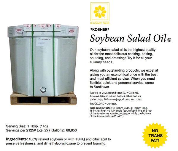 Soybean Salad  Tote (Sunflower).jpg