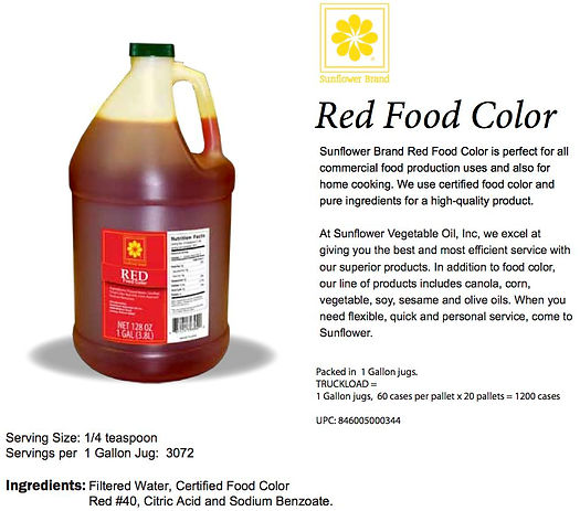 Food Color Red 1 Gal (Sunflower).jpg