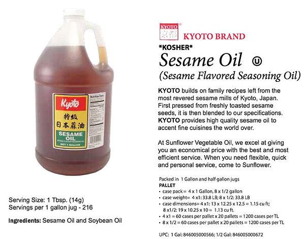 Sesame Oil 1 Gal (Kyoto).jpg
