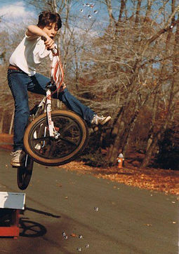Brian Kelsey, Kelsey On The House, bmx, mag wheels
