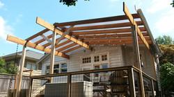 twin wall deck