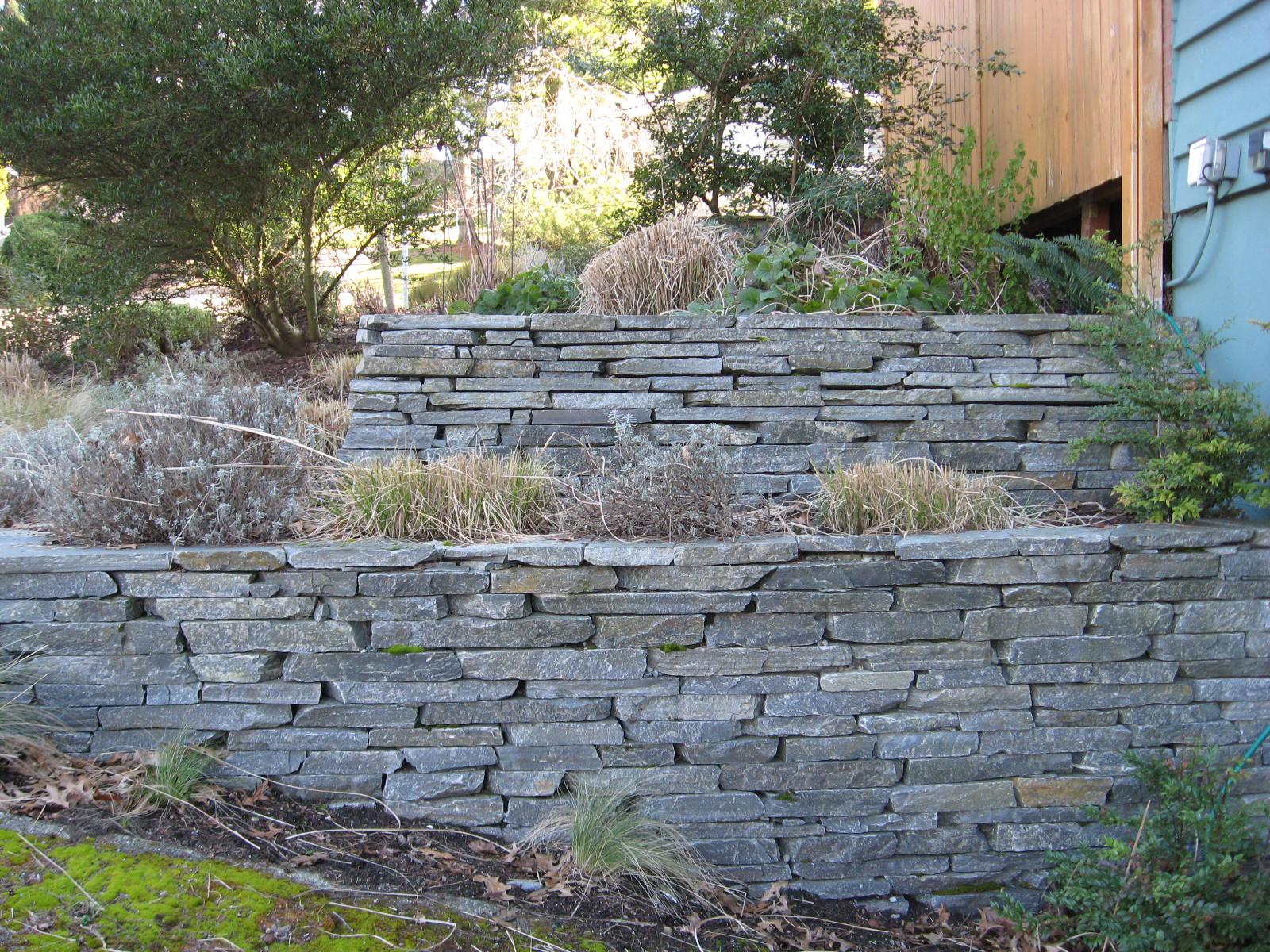 stone retaining