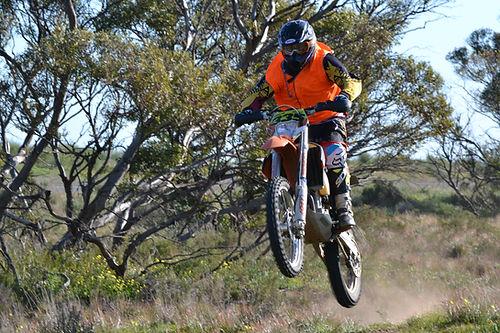 An Ariel MCC of SA Sweep Rider