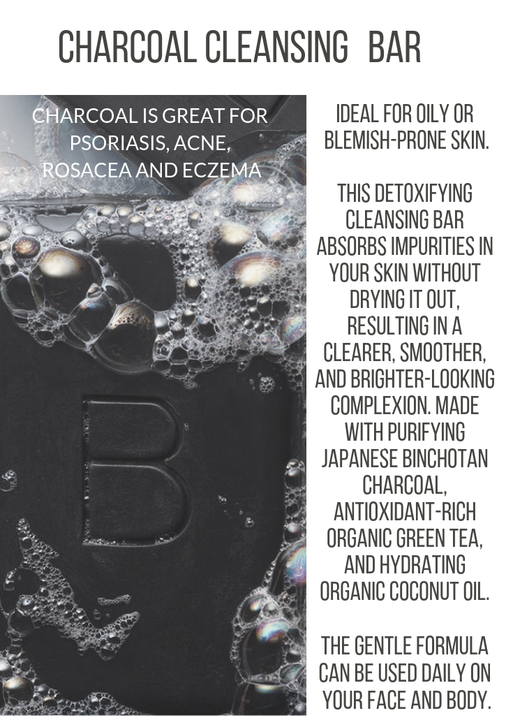 charcoal cleansing bar beautycounter
