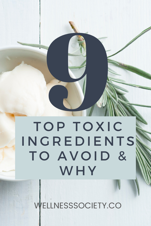hidden toxins to avoid