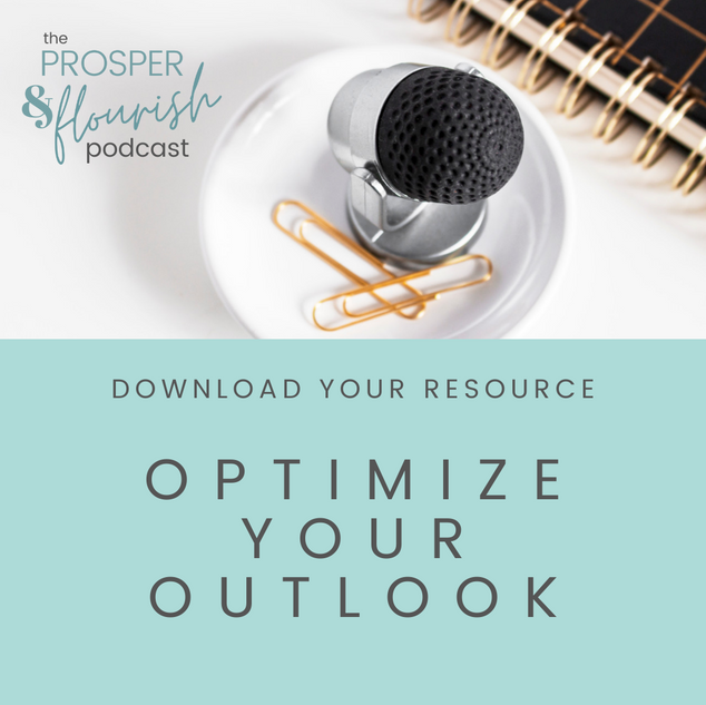 Optimize your Outlook