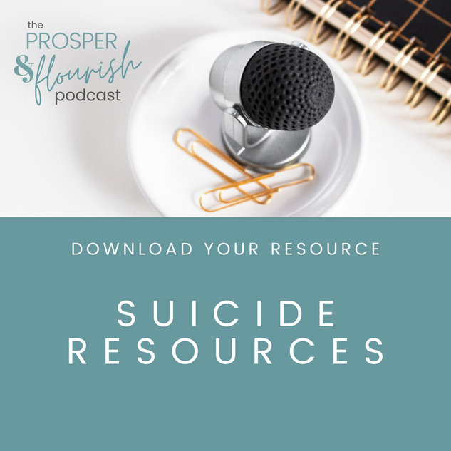 Local Suicide Resources