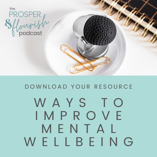 Improve Mental Wellbeing