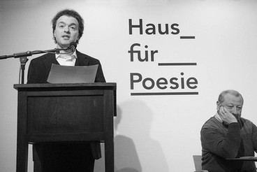 Yiddish Poetry Reading in Berlin, January 2019
