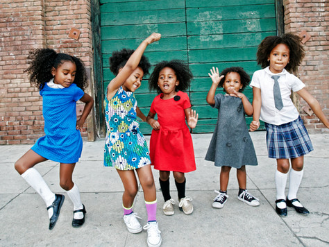 BACK TO SCHOOL TIPS FOR KIDS WITH NATURAL HAIR