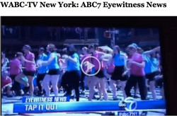 ABC-TV EYEWITNESS NEWS - TAP IT OUT - TIMES SQUARE - ATDF - JULY 11, 2015