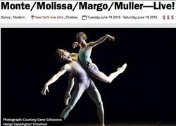 Monte/Molissa/Margo/Muller LIVE