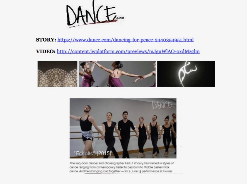 DANCE.COM-FJK Dance video interview