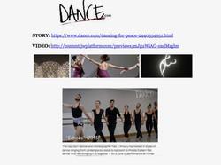 DANCE.COM-FJK Dance video interview