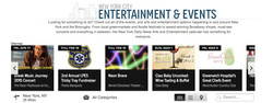 Daily News WHITE ROAD DANCE MEDIA - events